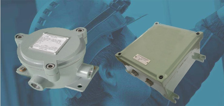 voltech multiway junction boxes