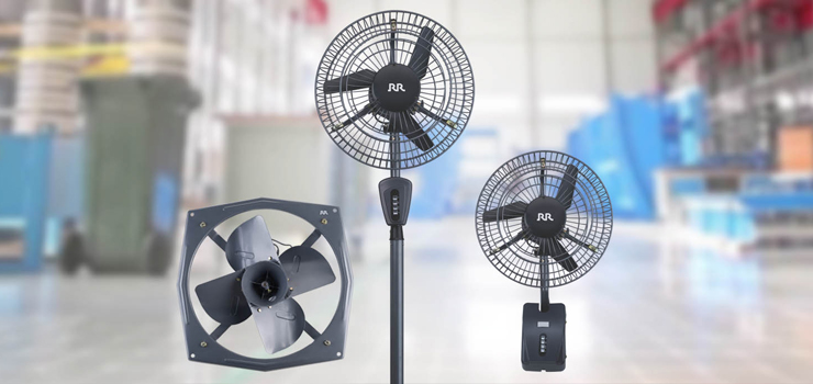 heavy duty exhaust fans india